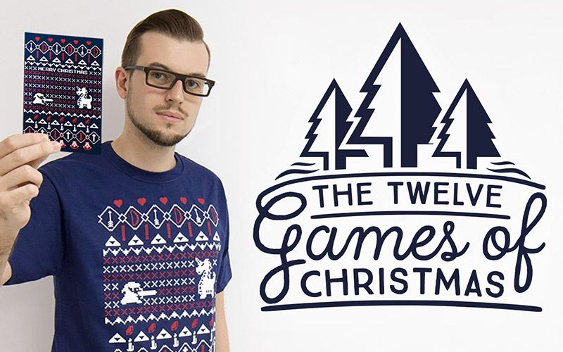 12 Games of Christmas