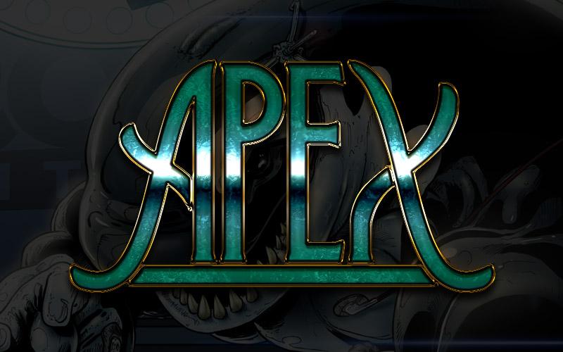 Apex Comic Logo