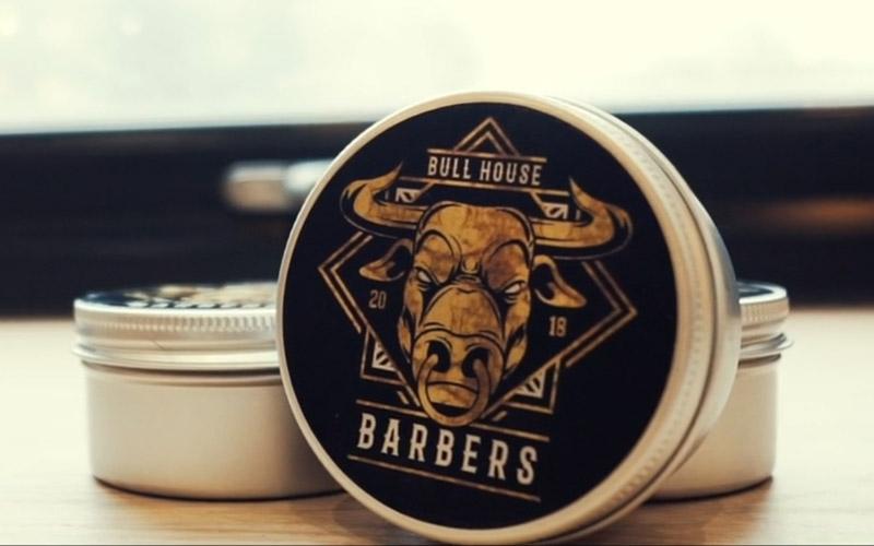 Bullhouse Barbers Pomade