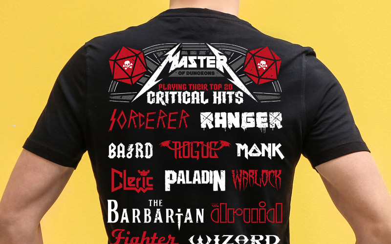 Festival Shirt Design