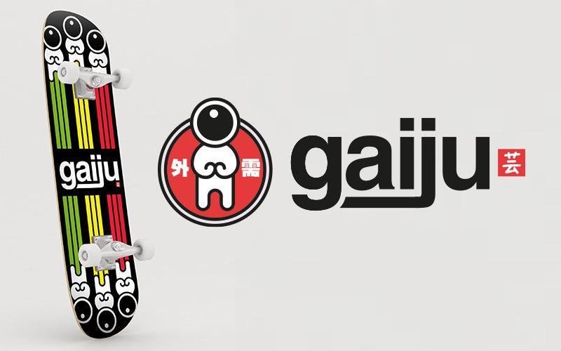 Gaiju Skateboard