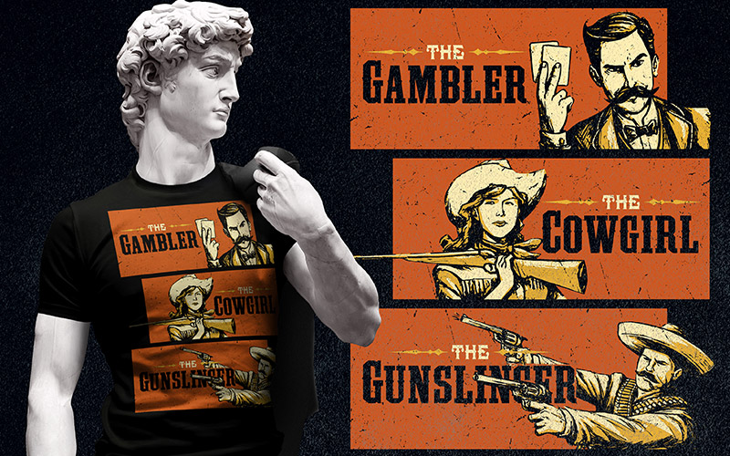 Gamelyn Games Shirt