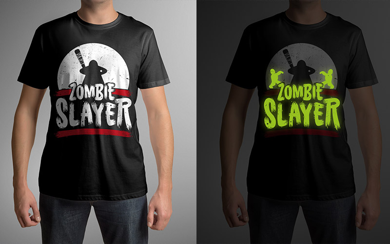Gamelyn Games Zombie Slayer Shirt