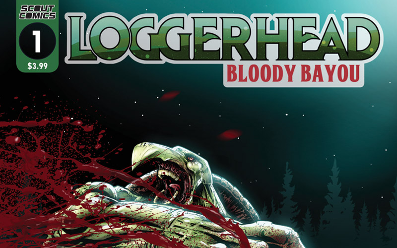 Loggerhead Logo Design