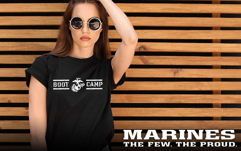 Marines Shirt Design