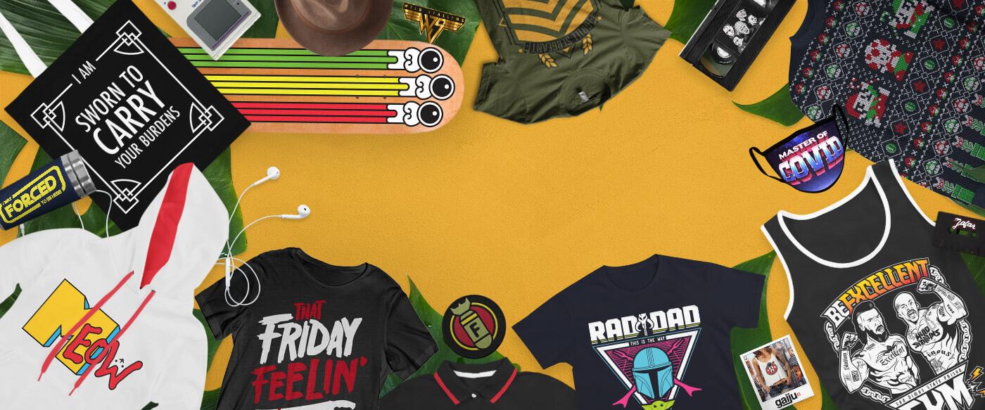 Merch Shirt Design