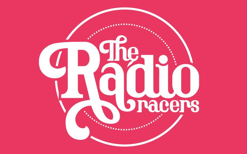 Radio Racers Logo Design