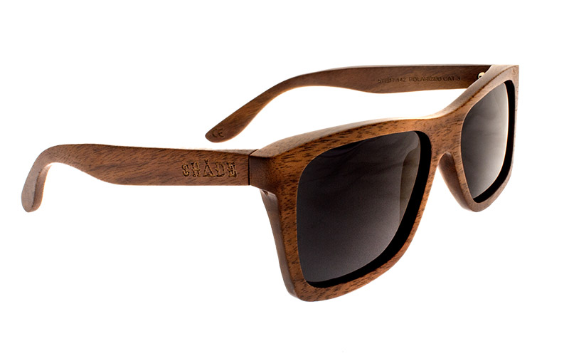 Shade Wooden Sunglasses