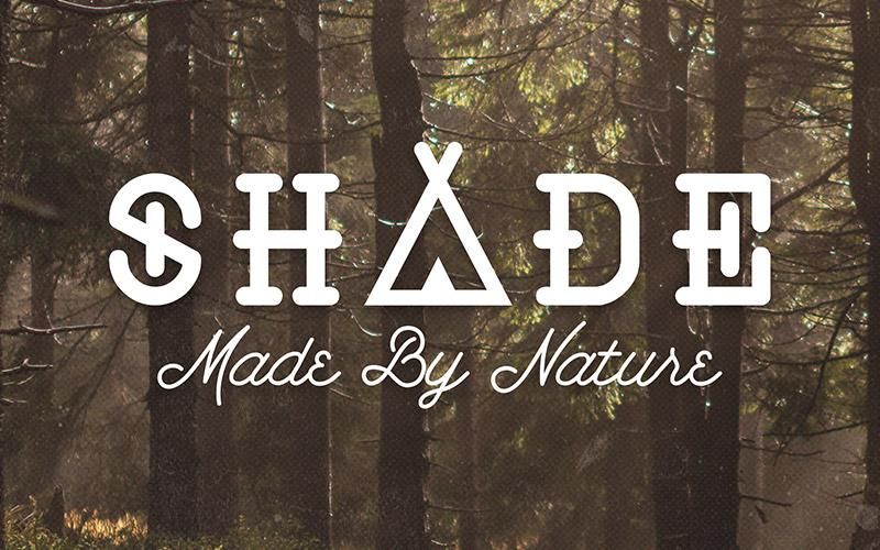 Shade Made by Nature Logo