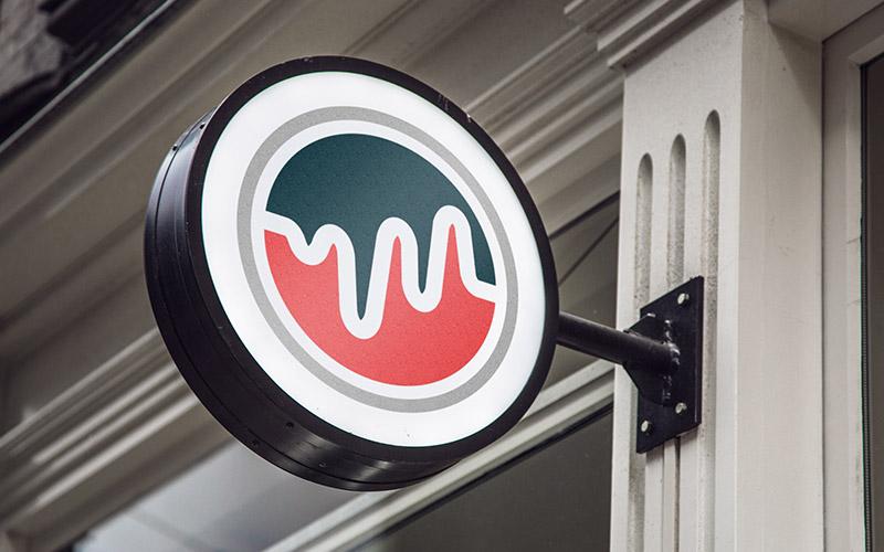 Soundfix Logo Signage