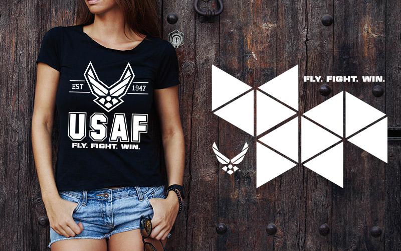 US Airforce Shirt