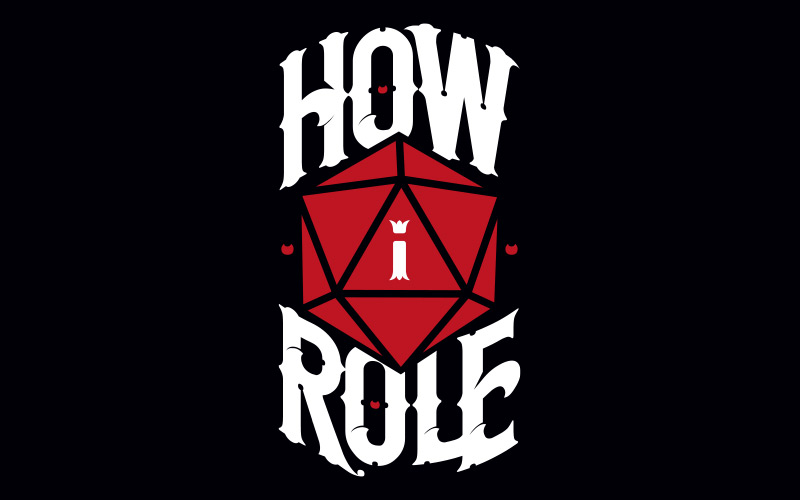 How I Role Logo