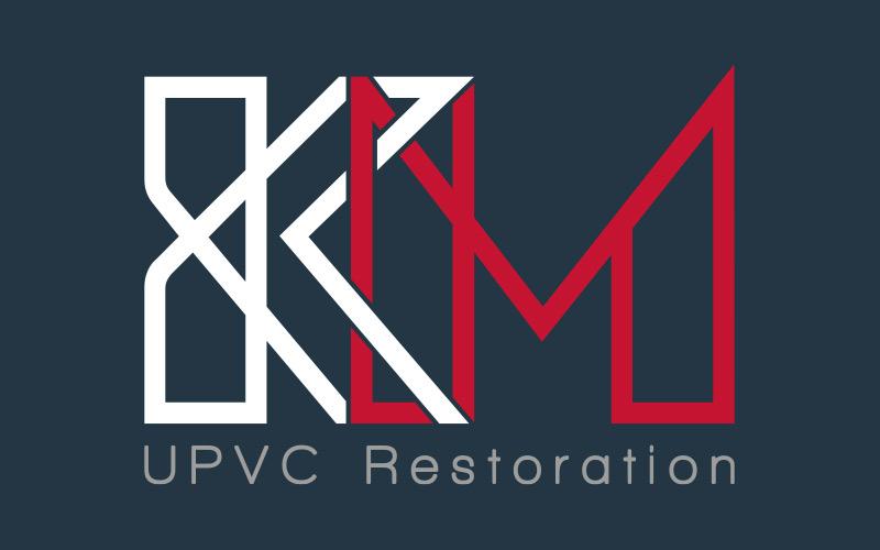 KM UPVC Logo