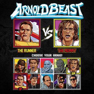 Arnie Schwarzenegger T-Shirt