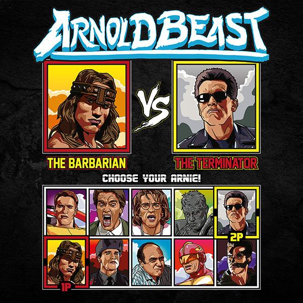 Arnold Beast T-Shirt