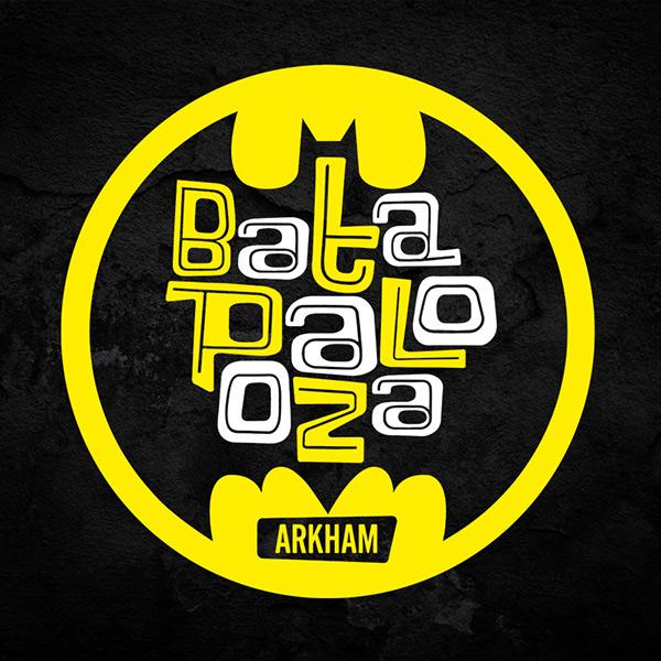 Batman Festival Tee Full Front