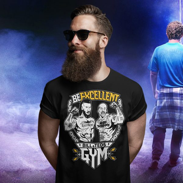 Bill & Ted Gym Tee