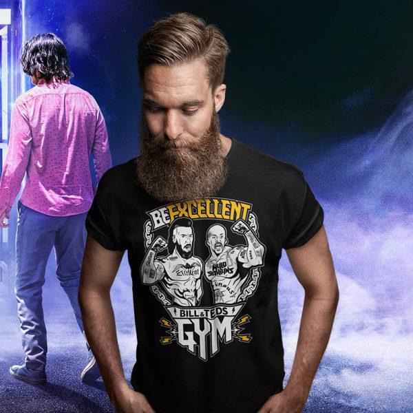Bill & Ted Gym T-Shirt