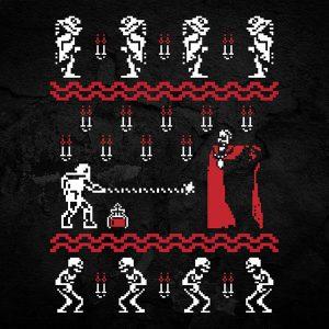 Castlevania Christmas Sweater