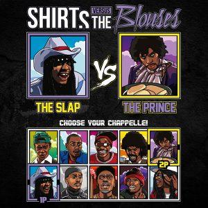 Chappelle Shirts Vs Blouses Shirt