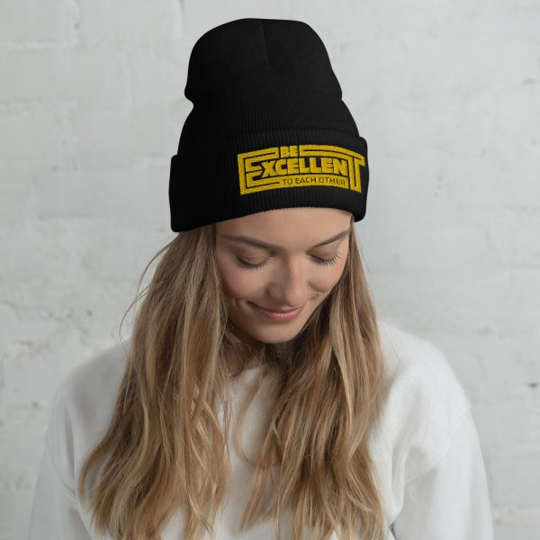 Be Excellent Beanie