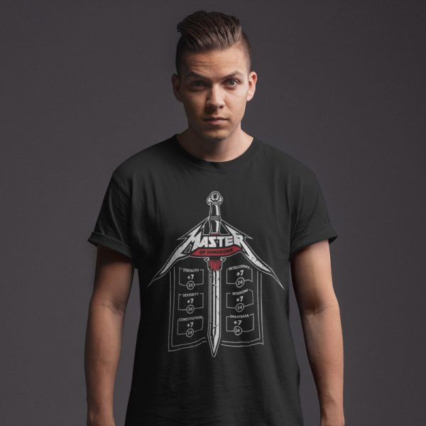 Dungeons and Dragons DnD Festival Tee