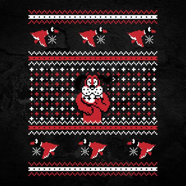 Duck Hunt Christmas Sweater