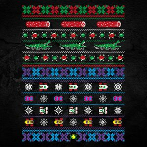 Frogger Christmas Sweater