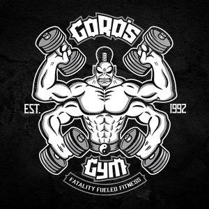 Goros Gym T-Shirt