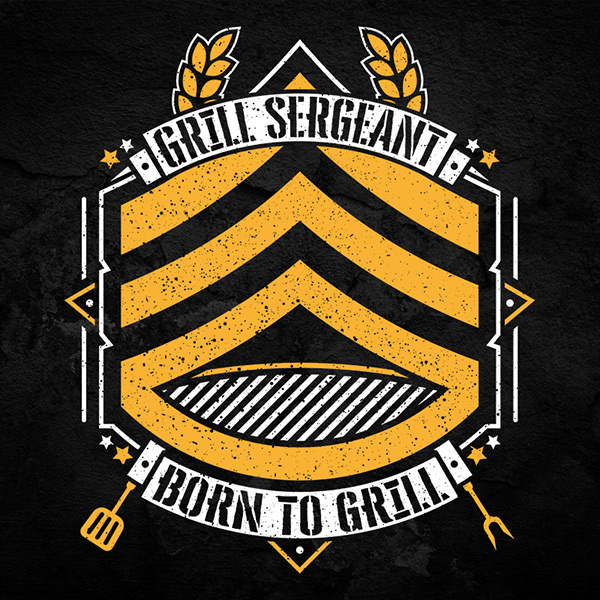 Grill Sergeant Full Art Front