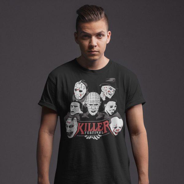 Horror Movie Festival T-Shirt