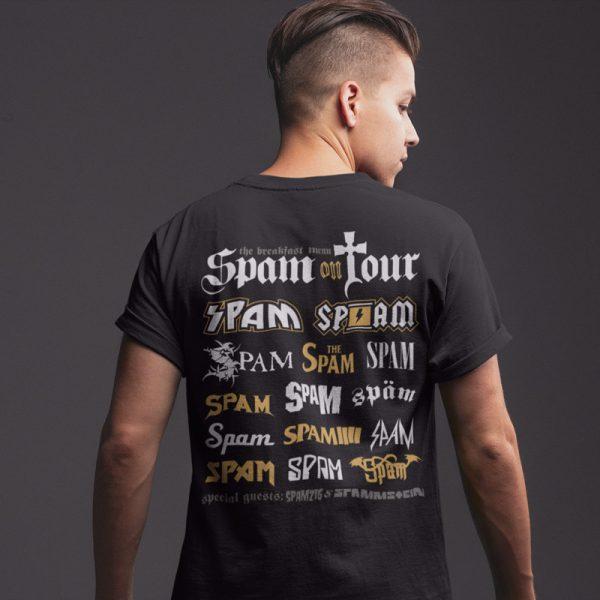 Monty Python Spam On Tour Festival T-Shirt