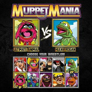 Mupper Mania T-Shirt