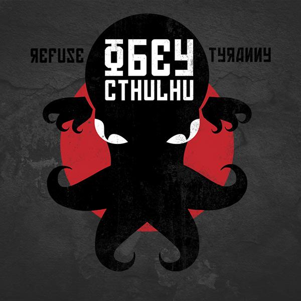 Obey Cthulu Full Art Front