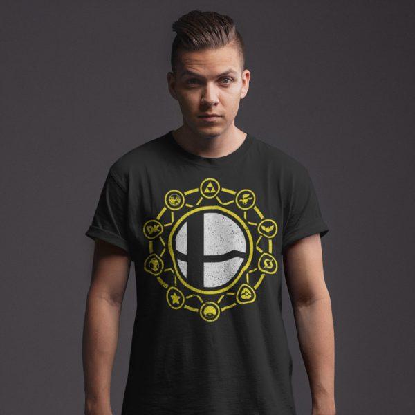Smash Bros Festival T-Shirt