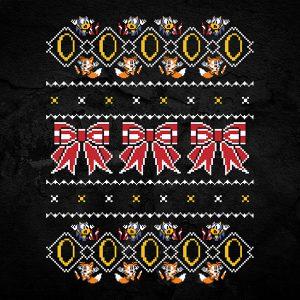Sonic Christmas Sweater