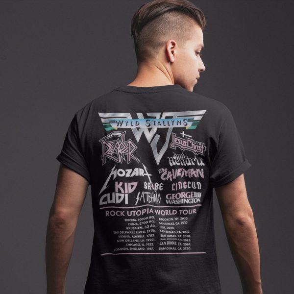 Wyld Stallyns Van Halen Festival T-Shirt