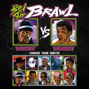 Bel Air Brawl - Bad Boys vs Muhammad Ali