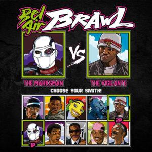 Bel Air Brawl - Dead Shot vs Hancock