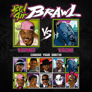 Bel Air Brawl - Fresh Prince vs Aladdin Genie