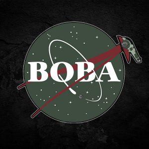 Boba Fett Nasa Design