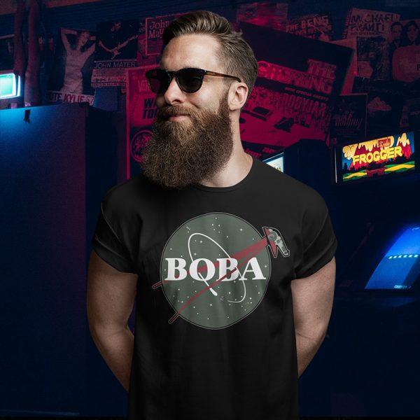 Boba Fett NASA T-Shirt