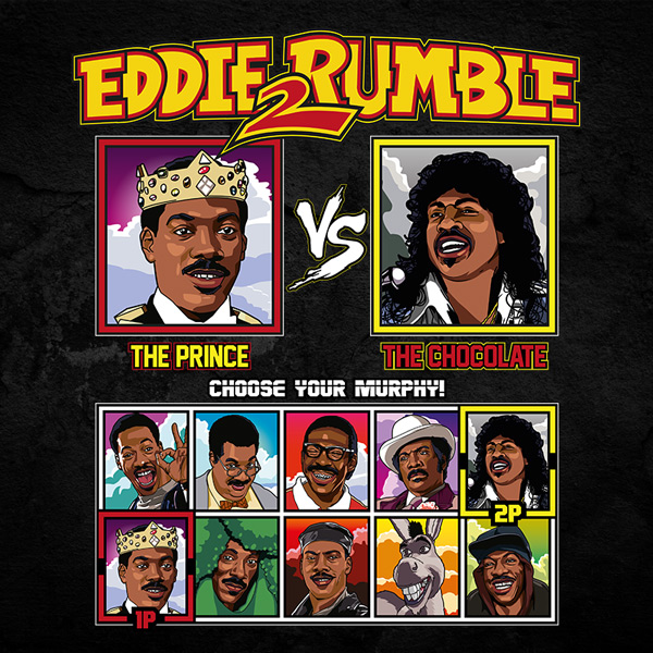 Eddie 2 Rumble Coming to America