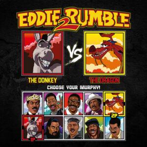 Eddie 2 Rumble Donkey vs Mushu