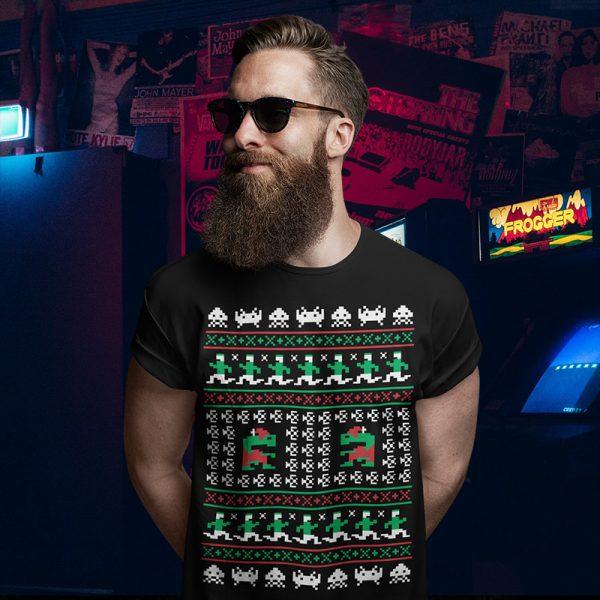 Games Atari Christmas Sweater T-Shirt