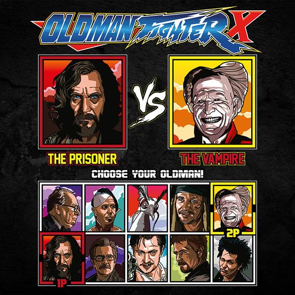 Gary Oldman Fighter - Sirius Black vs Dracula