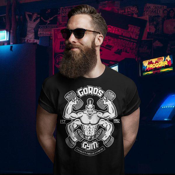 Goros Gym MK T-Shirt