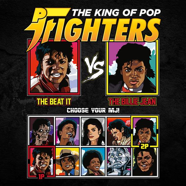 King of Pop Fighters Beat it vs Billie Jean