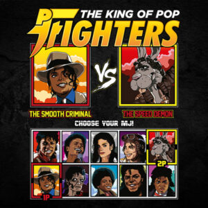 King of Pop Fighters Smooth Criminal vs Speed Demon