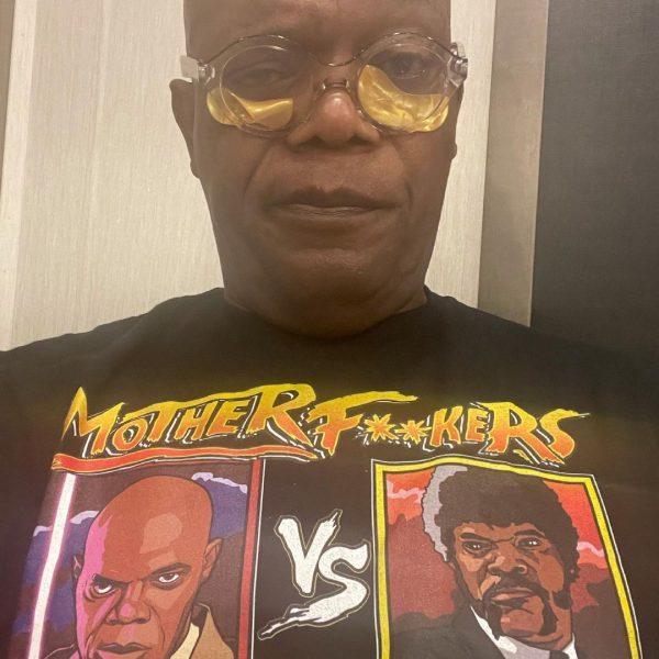 Samuel L Jackson T-Shirt